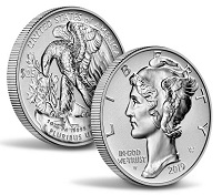American Eagle Palladium $25 Coin