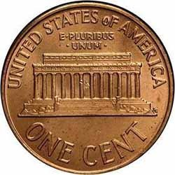 coin cent Lincoln