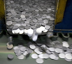 coins minting