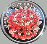 2016 Remembrance Day Coin